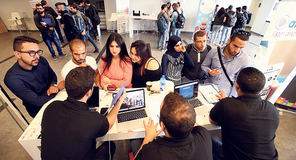 The Israeli tech industry is hoping to receive a boost from the government. Photo: Elad Gershgoren