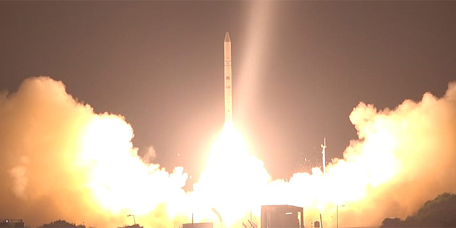 Israel successfully launches new spy satellite