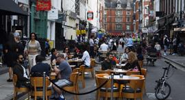 סוהו, לונדון, צילום: אי פי איי
