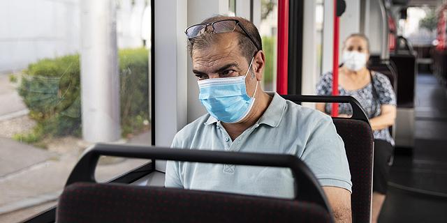 ישראל מובילה בעולם בשיעור החזרה לתחבורה ציבורית אחרי הסרת הסגר