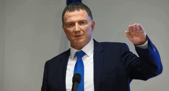 שר הבריאות יולי אדלשטיין