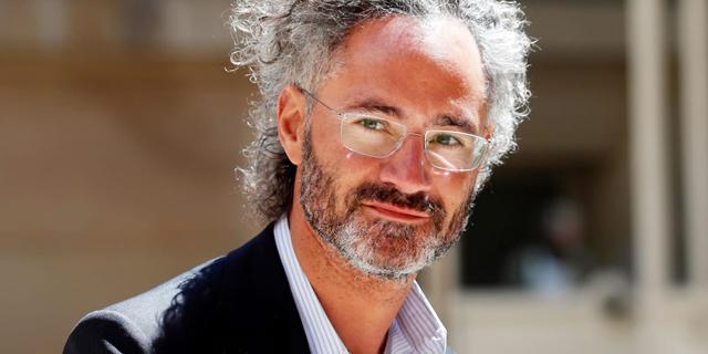 """אלכס קארפ מנכ""""ל פלנטיר , צילום: רויטרס"""