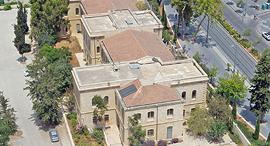 בית חולים ישן שערי צדק רחוב יפו ירושלים מבנה לשימור 2, צילום: ויקיפדיה