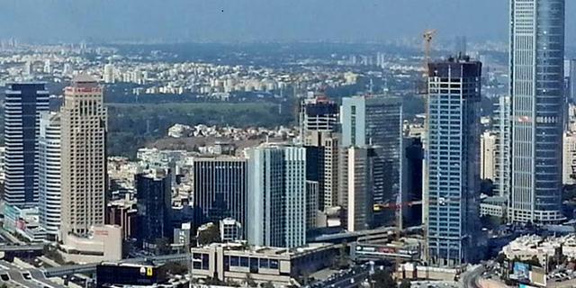 מגדלי משרדים בתל אביב  זירת הנדלן, צילום: ויקיפדיה