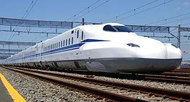 רכבת מהירה שינקאנסן N700S Shinkansen Supreme יפן 1, צילום: JR Central