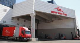 מרכז הסחר של דואר ישראל במודיעין, צילום: אוראל כהן