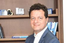 """יו""""ר בנק לאומי סאמר חאג' יחיא, צילום: כפיר סיון"""