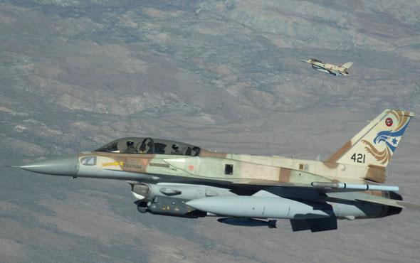 למצרים יש וגם לירדן. אבל שלנו טוב יותר. F16i