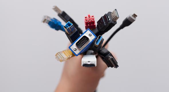 כבלים למחשב ולסמארטפון