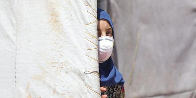 מחנה פליטים סורים , צילום: גטי אימג