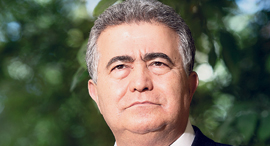 שר הכלכלה עמיר פרץ, צילום: אלכס קולומויסקי
