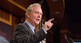סנאטור כריס ואן הולן   Chris Van Hollen, צילום: לשכת סנאטור כריס ואן הולן – Chris Van Hollen