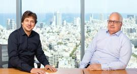 מודי רוזן ו בן רבינוביץ' קרן אמיתי ונצ'רס, צילום: Amiti Ventures