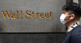 וול סטריט בורסה ניו יורק NYSE מנהטן קורונה 1, צילום: רויטרס