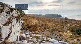 פוטו בתים בית הצוק Cliff House נובה סקוטיה קנדה, צילום: MacKay-Lyons Sweetapple Architects