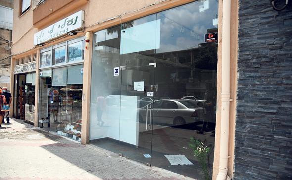 עסקים בכיכר המדינה בתל אביב שנסגרו בשל משבר הקורונה