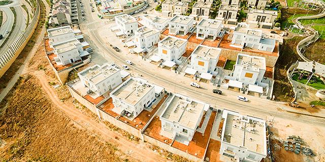 פרויקט עתודת אפק בראש העין זירת הנדלן, צילום: אייל פאר