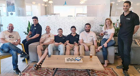 צוות Valid Network, צילום: Valid Network