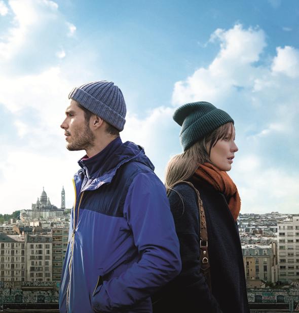 """אנה ז'יררדו ופרנסואה סיביל ב""""מישהו, איפשהו"""". שני גיבורים לא מעניינים"""