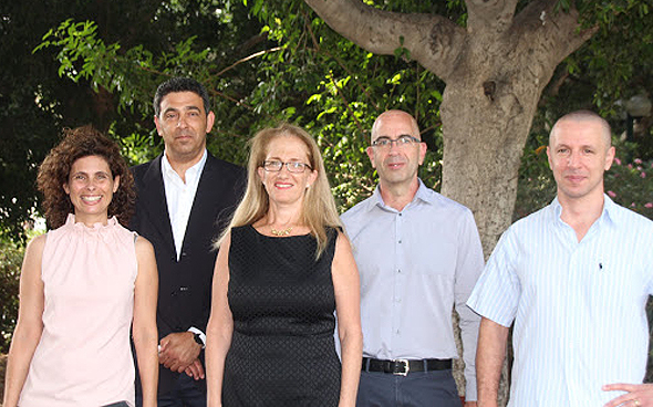 Nectin and aMoon teams. Photo: aMoon Fund