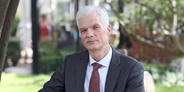 Andreas Schleicher. Photo: Dana Koppel