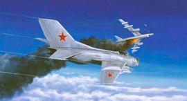 הקברניט המלחמה הקרה קרבות אוויר, מקור: CaptNavy