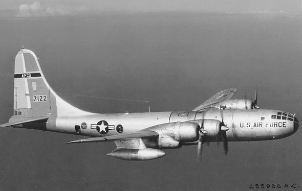 מטוס RB29, גרסת צילום של ה-B29 האגדי