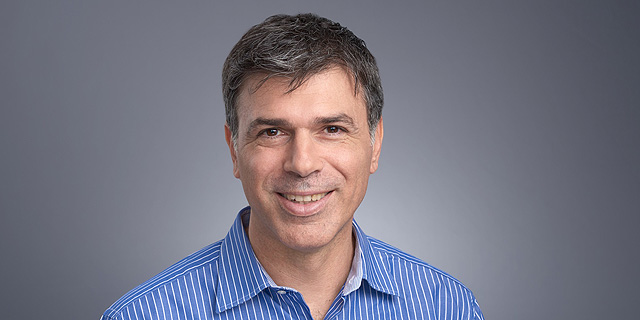"""דרור דוידוף, מייסד ומנכ""""ל חברת אקווה סקיוריטי, צילום: דיוויד גראב"""