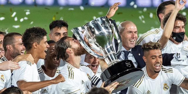 6 הערות על האליפות ה-34 של ריאל מדריד