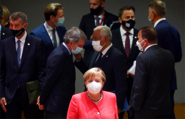 פסגת מנהיגי האיחוד האירופי השבוע בבריסל