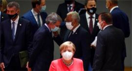 פסגת מנהיגי האיחוד האירופי, צילום: אי פי איי