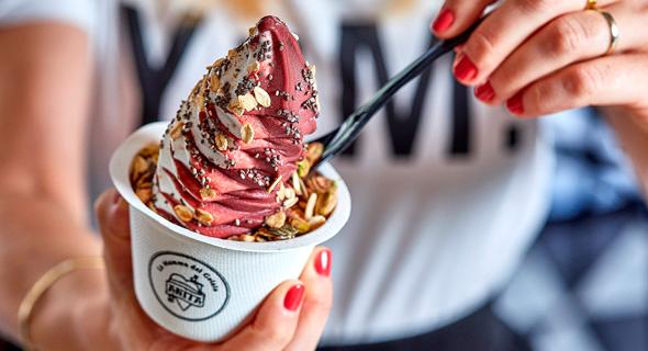 גלידת אניטה, צילום: אפיק גבאי