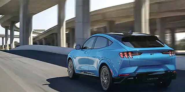 Intel's Mobileye is collaborating with Ford on sensor technology for future vehicles
