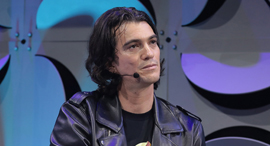 Adam Neumann. Photo: Bloomberg