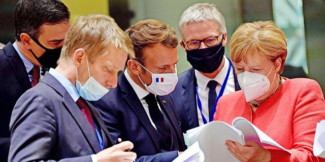 המגפה דחפה את האיחוד האירופי לחוב משותף ראשון