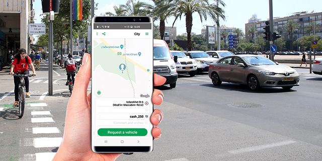ללא אישור: אפליקציה רוסית מציעה לנהגים בארץ להסיע בתשלום