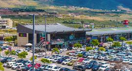 מרכז ביג בכרמיאל  זירת הנדלן, צילום: bigcenters.co.il