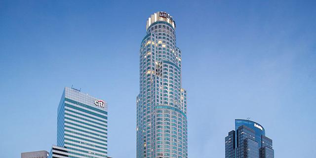 מגדל ומנורה רוכשות את מגדל US Bank בלוס אנג'לס תמורת 430 מיליון דולר