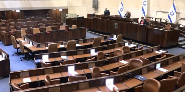 ועדת הכספים תתכנס הערב ב-21:00 להצבעה על החוק לדחיית פיזור הכנסת