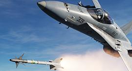 הקברניט טילים סיידוויינדר קרב אוויר 1, צילום: openflightschool