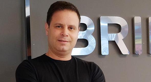 Bringg CEO Guy Bloch. Photo: Joel Strauss