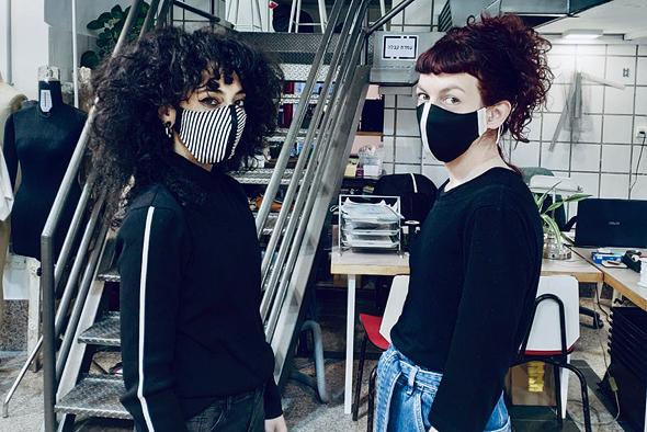 """, צילום: לידר אביטן ואביגיל קורן יזמיות """"בית הבד"""" חלל עבודה שיתופי למעצבי אפנה"""