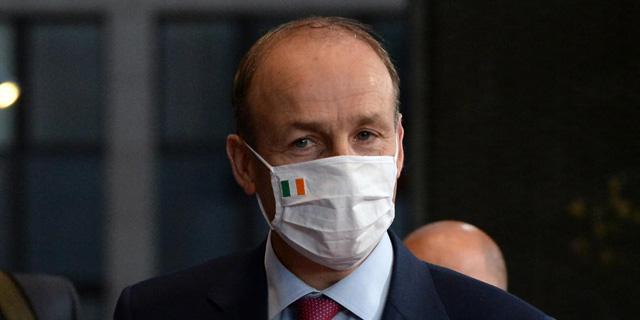 ראש ממשלת אירלנד, מיהאל מרטין, צילום: אי פי איי
