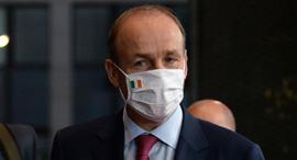 ראש ממשלת אירלנד מיהל מרטין, צילום: אי פי איי