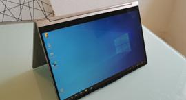 מחשב נייד לנובו יוגה c940, צילום: רפאל קאהאן