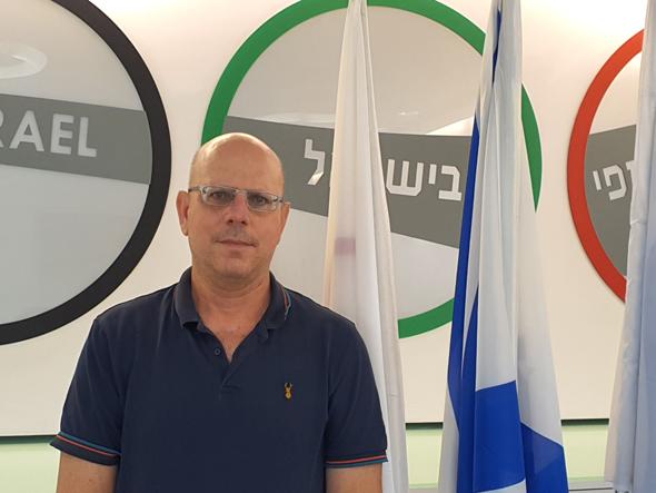 פיזיולוג הספורט מולי אפשטיין, צילום  באדיבות הוועד האולימפי הישראל