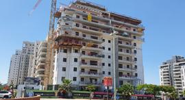"""בנייה למגורים בפ""""ת, צילום: דוד הכהן"""