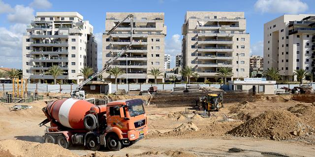 למה כל כך קשה לבנות 60 אלף דירות בשנה