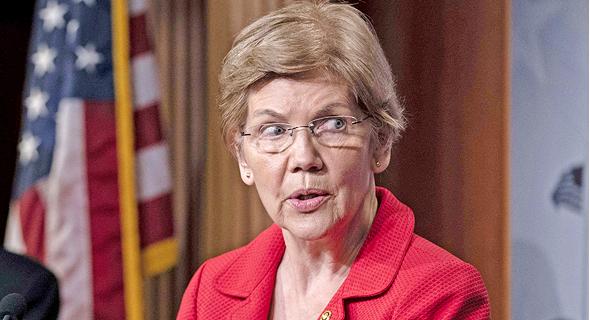 הסנאטורית אליזבת' וורן