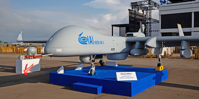 IAI signs two deals supplying Heron MK II UAV Systems to undisclosed Asian country